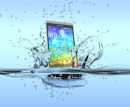 Water Damaged Phone Repair Pacific Beach, CA